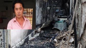 Bắt nghi can đốt nhà làm 5 người tử vong