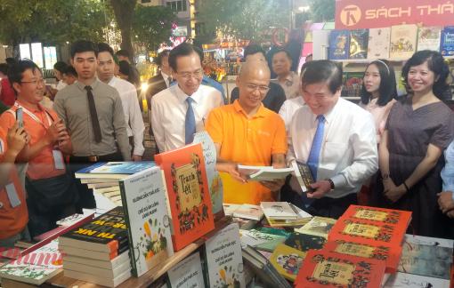 Hơn 60.000 đầu sách có mặt tại Lễ hội Đường sách Tết Canh Tý 2020