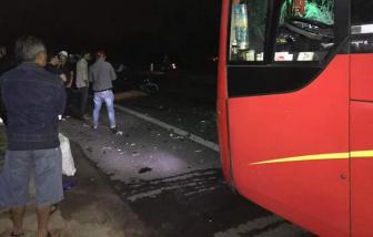 3 thanh niên thiệt mạng sau khi va chạm với xe ô tô