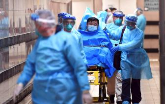 Dịch virus corona: 25 người chết, 8 thành phố bị phong tỏa
