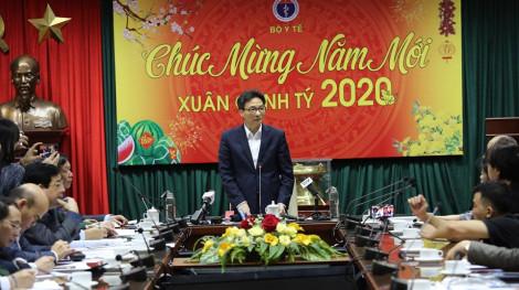 Việt Nam bắt buộc những người đến từ vùng dịch phải khai báo y tế