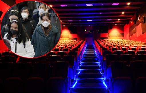 70.000 rạp phim ở Trung Quốc bị đóng cửa vì virus corona