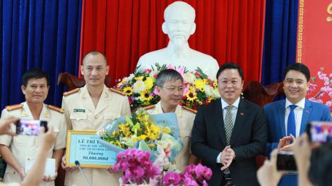 Tên trộm hơn 3,7 tỉ đồng bị bắt ở đèo Hải Vân ngay trong đêm giao thừa
