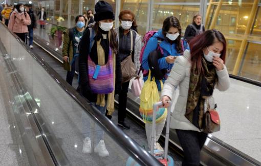 Virus Corona chưa dừng bước trên toàn cầu