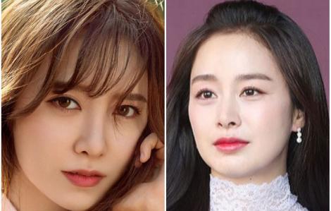 Goo Hye Sun gây sốt với hình ảnh thời thơ ấu, Kim Tae Hee rạng ngời trên phim trường.