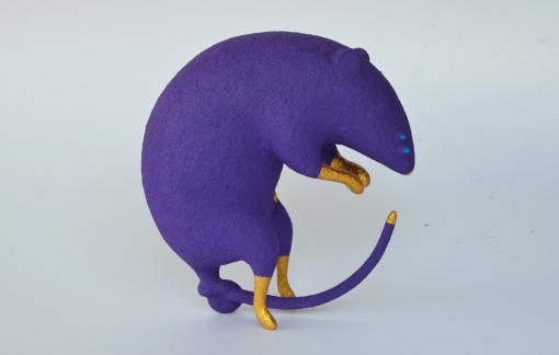 Nghệ sĩ điêu khắc Thái Nhật Minh: 'Suốt 5 năm làm tượng con giáp, tượng chuột là khó nhất'