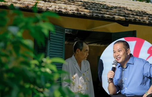Nhạc sĩ Quang Huy viết nhạc về cha sau 10 năm dừng sáng tác