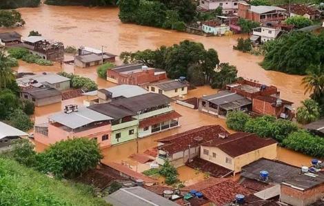 Ít nhất 54 nguời thiệt mạng vì mưa lũ ở Brazil