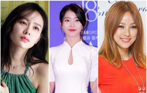 Dung nhan 9 nghệ sĩ Hàn được mong ước 'đưa về ra mắt cha mẹ' dịp năm mới