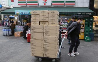 Khả năng virus 2019-nCoV lây nhiễm qua hàng hóa từ Trung Quốc?