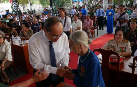 Họp mặt truyền thống cách mạng Sài Gòn - Chợ Lớn - Gia Định ngày đầu năm
