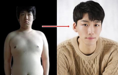 Clip: Câu chuyện của chàng trai Hàn Quốc tập luyện để giảm cân từ 128kg thành 'soái ca'
