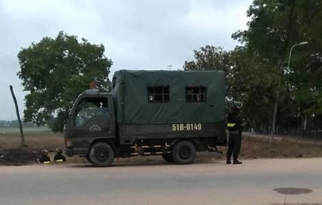 Thứ trưởng Bộ Công an trực tiếp chỉ đạo vây bắt nghi can nổ súng làm 4 người chết ở Củ Chi