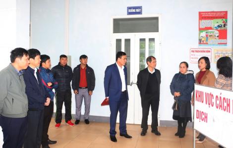 Đề nghị Fomosa lập khu cách ly để theo dõi sức khoẻ công nhân Trung Quốc