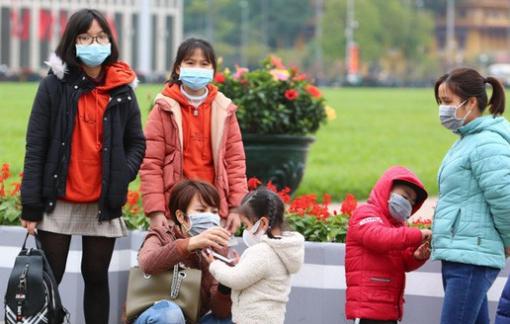 Chồng thản nhiên nói 'sống chết có số' giữa dịch virus corona