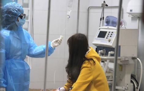 Bệnh nhân nhiễm virus corona ở Thanh Hóa tiến triển tốt