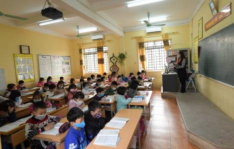 Hà Nội cho học sinh nghỉ đến ngày 9/2 để phòng dịch corona
