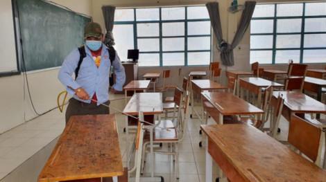 Học sinh được nghỉ học 1 tuần để phòng corona