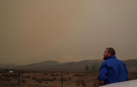 Thủ đô Úc bị đe dọa bởi cháy rừng