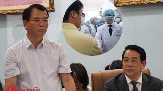 Tổng lãnh sự quán Trung Quốc biết ơn các bác sĩ Việt Nam