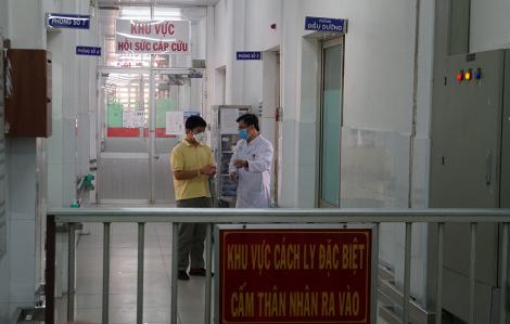 28 y, bác sĩ Bệnh viện Chợ Rẫy tiếp xúc hai cha con người Trung Quốc bây giờ ra sao?