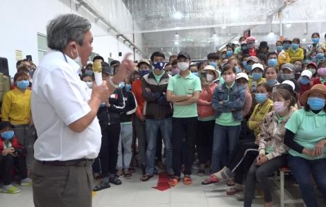 Cách ly tại chỗ 9 lao động Trung Quốc làm việc tại thủy điện Sông Tranh 4