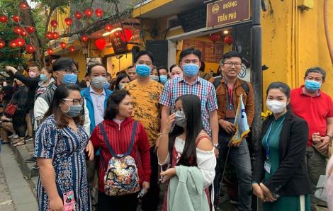Giữa 'bão virus', Hội An sẽ xử lý nghiêm hành vi kỳ thị khách Trung Quốc
