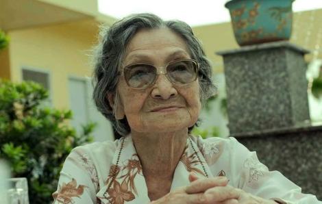 Vĩnh biệt dì Mười Mai - nữ họa sĩ đầu tiên của Báo Phụ Nữ