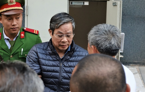 11 bị cáo trong vụ án AVG xin giảm hình phạt
