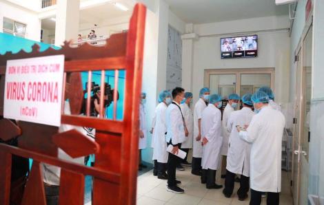 6 trường hợp cách ly tại Bệnh viện Trung ương Huế đều âm tính với virus corona