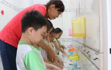 Cà Mau là địa phương thứ 60 cho học sinh nghỉ học phòng dịch do virus corona