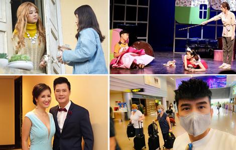 Showbiz Việt 'tê liệt' vì dịch viêm phổi cấp corona