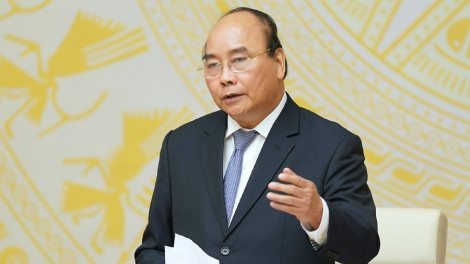 Thủ tướng: Chúng ta phản ứng nhanh để chống dịch nCoV thì cũng phải phản ứng nhanh về kinh tế