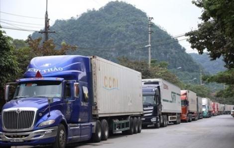 Xuất nhập khẩu giữa Trung Quốc với Việt Nam giảm đáng lo ngại