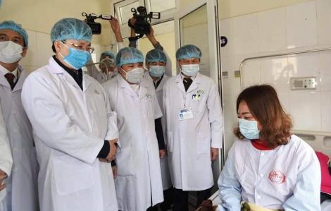 13 người ở Nghệ An, Đắk Nông về từ Trung Quốc âm tính với virus corona