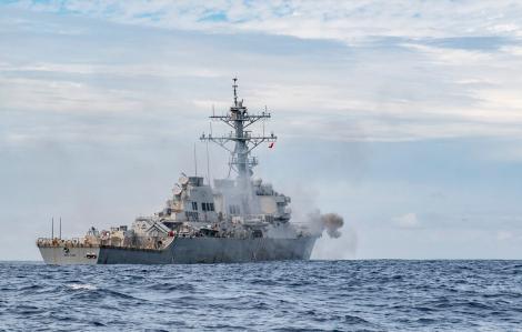 Mỹ tăng cường tuần tra Biển Đông, thách thức tham vọng của Trung Quốc