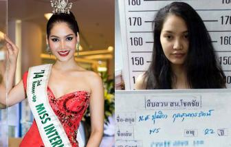 Người đẹp từng bị bắt vì sử dụng ma tuý đến Việt Nam thi hoa hậu