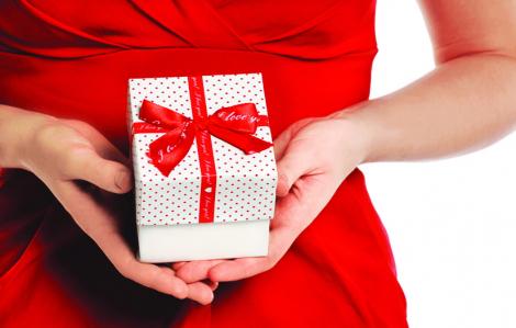 Những món quà lấy cảm hứng tình yêu cho ngày Valentine