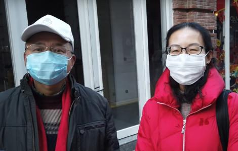 Clip: Người dân Vũ Hán vẫn lạc quan sau 16 ngày thành phố bị phong tỏa