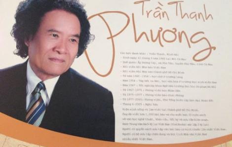 Nhà văn - nhà báo Trần Thanh Phương: Mất và còn