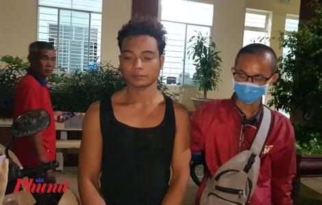 Bắt đối tượng trộm xe trên đường tẩu thoát từ Đắk Nông về Bình Phước