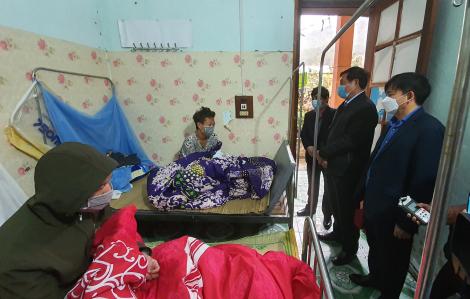 Kiểm tra công tác chống dịch do virus corona ở tỉnh biên giới Hà Giang