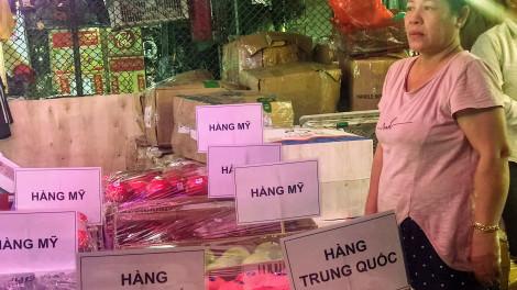 Ngưng giao dịch vùng biên, rau quả Trung Quốc không còn về các chợ Việt