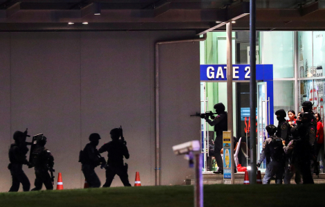 Đã có 21 người thiệt mạng trong vụ xả súng ở trung tâm thương mại Thái Lan