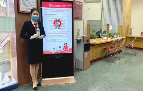 Agribank chung tay cùng cộng đồng phòng, chống dịch bệnh virus corona (nCoV)