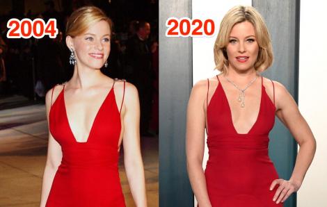 Điểm danh những sao Hollywood diện lại trang phục cũ trên thảm đỏ