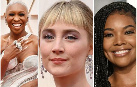 Những kiểu tóc và cách trang điểm đẹp nhất thảm đỏ Oscar 2020