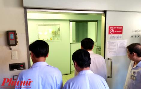 Phòng cách ly áp lực âm cho bệnh nhân nhiễm COVID-19 hoạt động như thế nào?