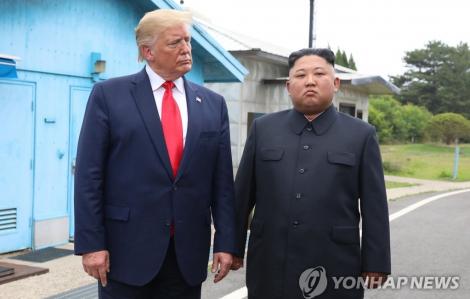 Tổng thống Trump không muốn thượng đỉnh lần 3 với ông Kim trước bầu cử