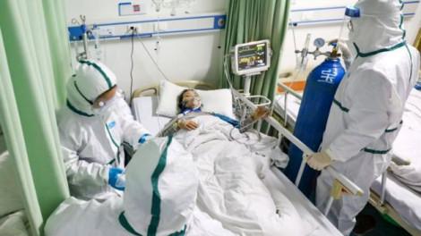 Tỉnh Hồ Bắc ghi nhận thêm 2.097 trường hợp lây nhiễm và 103 ca tử vong